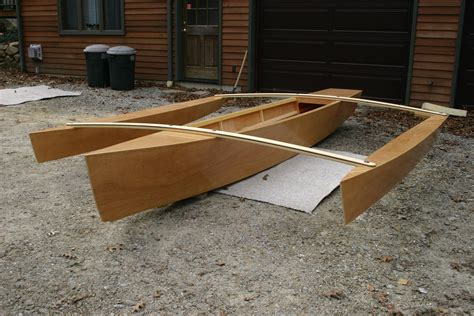 Flat Bottom Plywood Boat Plans by Found Sailing Kayaks Plans Tugbs