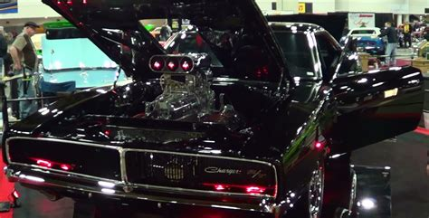 "1969 Dodge Charger RT ""Roxane""   YouTube"