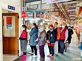 新竹漁港直銷中心 口罩配售攤商 - 生活 - 自由時報電子報