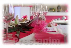 Chemin De Table Tropical : d coration tropical pour votre int rieur table deco mariage exotique tropicale ~ Melissatoandfro.com Idées de Décoration
