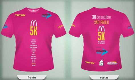 Corpore - 5K McDonalds São Paulo Camiseta