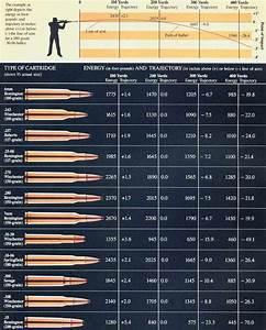 Ammo Caliber Chart