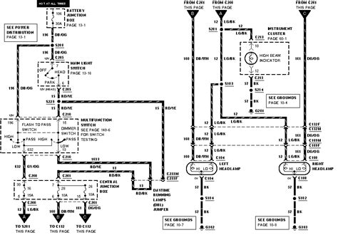 1995 Ford Trailer Wiring Diagram by 2000 Ford F650 Wiringdiagram Ford F650 Trailer Wiring