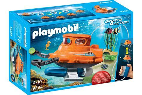 Pirkt Playmobil 9234 - zemūdene ar zemūdens motoru tikai ...
