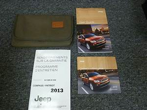 2013 Jeep Compass Latitude Owners Manual