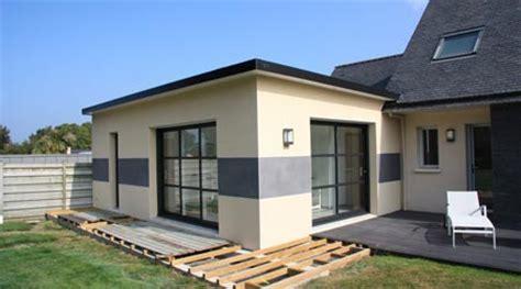 cuisine moins chere prix d 39 une extension de maison coût de construction