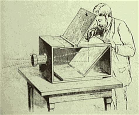 photographie à la chambre histoire des techniques
