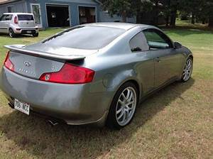 Buy Used 2005 Infiniti G35 Sport Coupe  6 Speed Manual