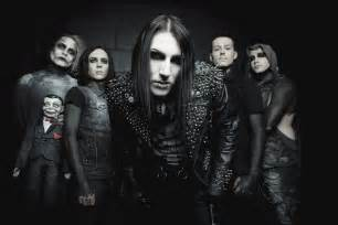 leather album motionless in white conjure evil visions in new