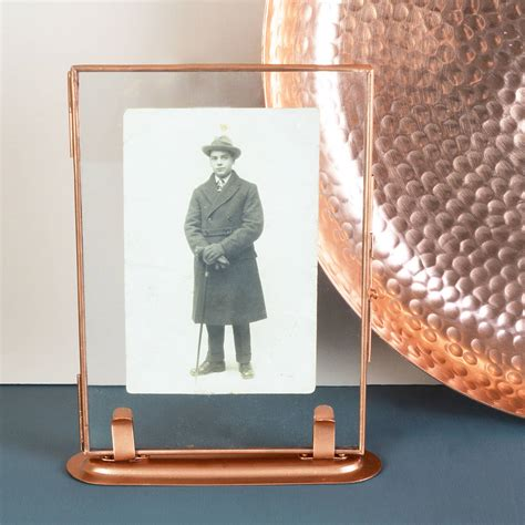 best indoor copper picture frame photo how to clean copper picture