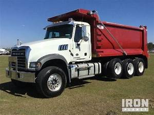 Mack Granite Gu713 Dump Trucks In Florida For Sale Used ...
