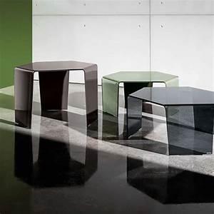 Table Basse En Verre Design Italien : table basse design en verre 3 feet sovet 4 ~ Melissatoandfro.com Idées de Décoration