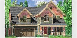 traditional craftsman house plans narrow lot house plans building small houses for small lots