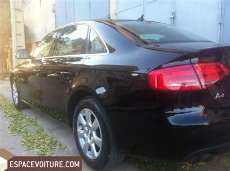 siege de voiture a vendre audi a4 occasion à khouribga diesel prix 180 000 dhs réf