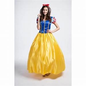 Deguisement Princesse Disney Adulte : d guisement disney femme halloween snow white princesse ~ Mglfilm.com Idées de Décoration