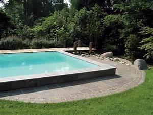 Schwimmbad Garten Kosten : schwimmbad mit steg im garten schwimmbad zu ~ Markanthonyermac.com Haus und Dekorationen
