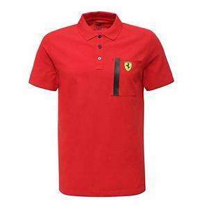 Ferrari Polo Shirt : 2017 ferrari puma sf polo shirt rosso corsa for only ~ Kayakingforconservation.com Haus und Dekorationen