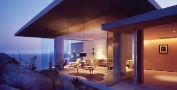 Beautiful Home Design With Modern Vintage Interior Ocean View Modern House Cabo San Lucas 2