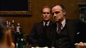 """Masculinity in """"The Godfather""""   Linnet Moss"""
