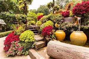 Inspirujące aranżacje ogrodów przydomowych galeria zdjęć galeria i zdjęcia