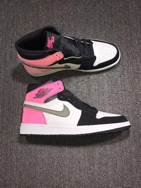 Nike Air Jordan Retro I 1 High Valentine Day Pink 3m Women