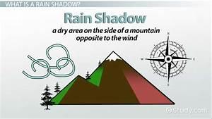 The Rain Shadow Effect  Definition  U0026 Explanation