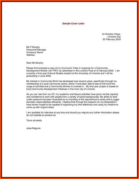 bursary application letter  cover letter