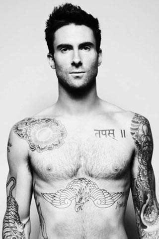 adam levine - Google Search   My favorite sexy famous men