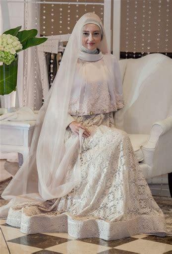 gaun pengantin syari baju pengantin syari rias wajah