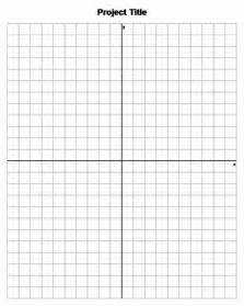 xy coordinate graph paper graph paper template