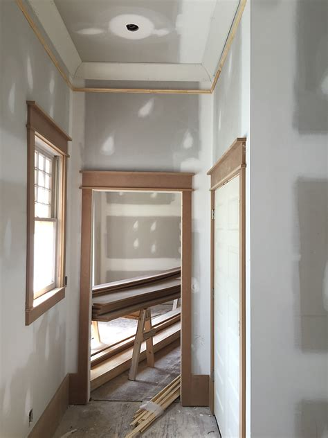 Trim, Ceilings And Moldings Oh My!  Addison's Wonderland