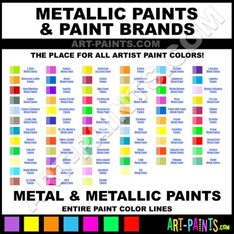 28 color metallic paint at target colour