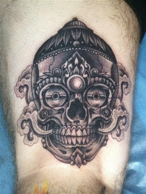 Mayan Skull Best Tattoo Design Ideas