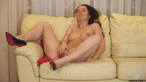 Naked Milf In Smoking Hot High Heels Pleasures Her Cunt