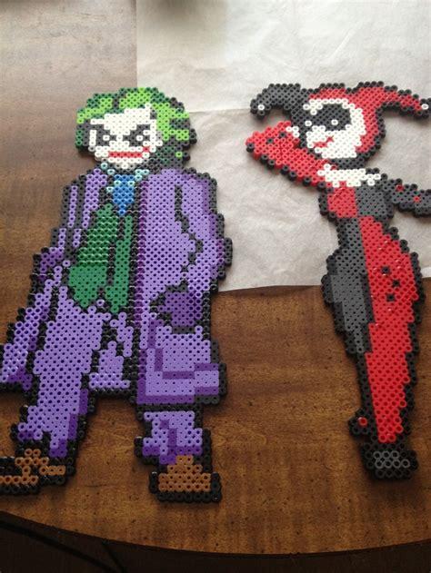 joker pixel art template