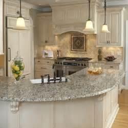 granite top kitchen island with seating best 25 raised kitchen island ideas on