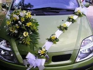 Decoration Voiture Mariage : bb d coration des voitures de mariage ~ Preciouscoupons.com Idées de Décoration