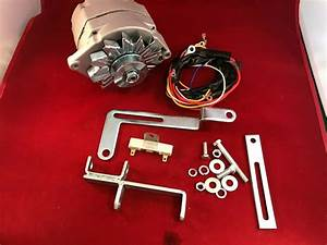 Generator To Alternator Conversion Kit Ford 8n With Side Mount Distributor
