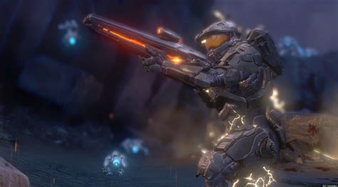 Halo 4 Impressions First Look At 'forerunner' Campaign