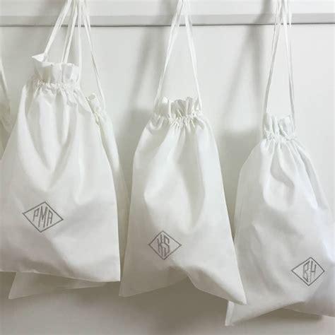embroidered monogram bag  big stitch notonthehighstreetcom