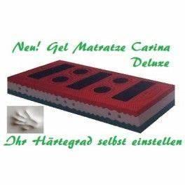 Härtegrad Matratze Bestimmen : im matratzen shop finden sie die matratze carina deluxe deren h rtegrad sie selbst bestimmen ~ Markanthonyermac.com Haus und Dekorationen