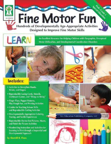 motor skills for preschoolers the homeschool 599 | 51wQ29Zt2xL