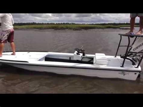 Xfish Skiff by Beavertail Skiffs The Micro