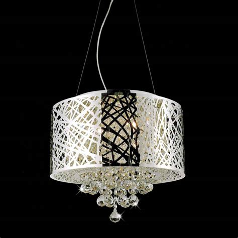 laser cut l shade brizzo lighting stores 16 quot web modern laser cut drum