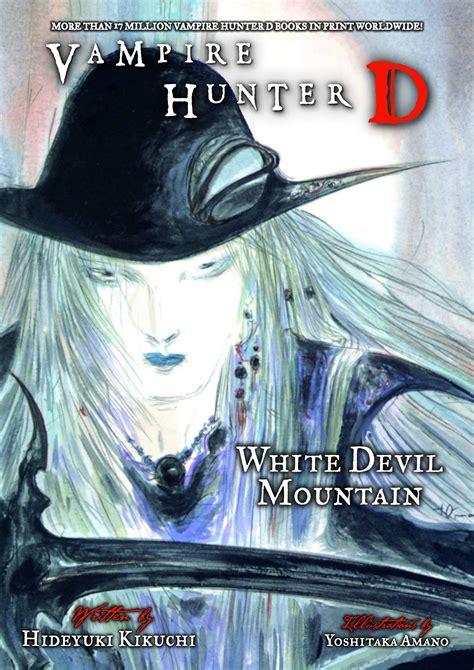 vampire hunter  vol  white devil mountain fresh comics