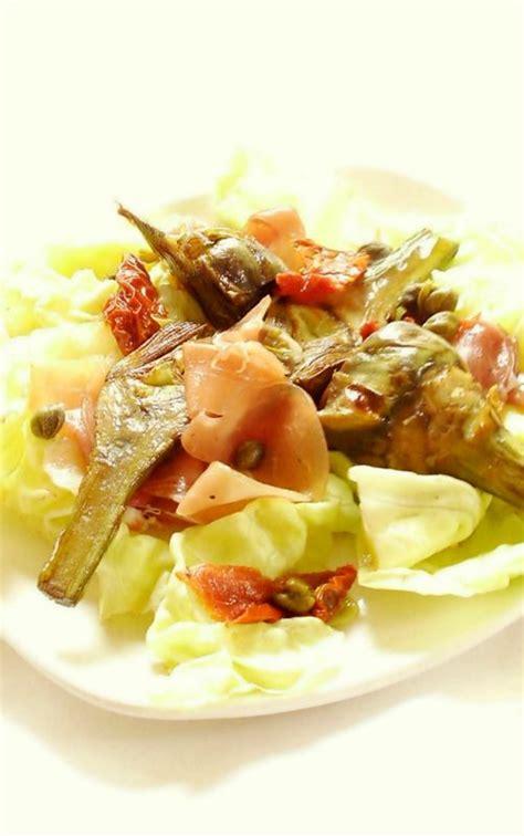 cuisiner artichaut violet 1000 idées sur le thème salade d 39 artichauts sur