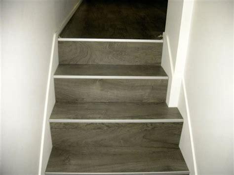habiller un escalier en parquet escalier en parquet nez de marche pour parquet et sol stratifi 233 un nouvel escalier ou r 233 nover