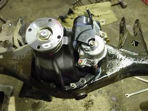 Rear Diff With E-locker - Toyota 4runner Forum
