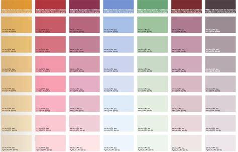 association couleur peinture murale auro 3503535 nuanciers couleurs outillage fr