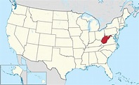 List of cities in West Virginia - Wikipedia
